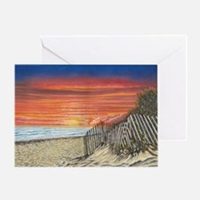 2-Moments of Summer Greeting Card