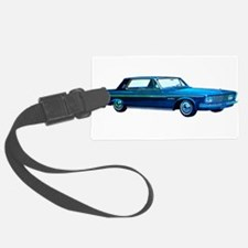 1963 Plymouth Sport Fury Luggage Tag