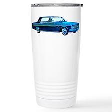1963 Plymouth Sport Fury Travel Mug