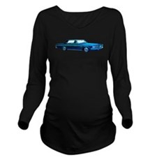 1963 Plymouth Sport Fury Long Sleeve Maternity T-S