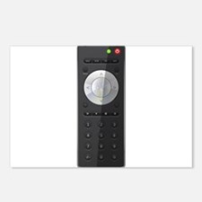 Universal TV Remote Control Postcards (Package of