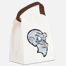 Dirge_weathered Canvas Lunch Bag