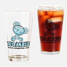blue_bear Drinking Glass