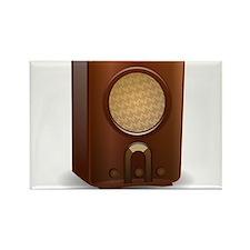 Vintage Radio Magnets