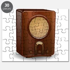 Vintage Radio Puzzle