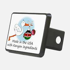 stork baby kenya 2 Hitch Cover
