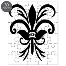 FleurLily1TR Puzzle