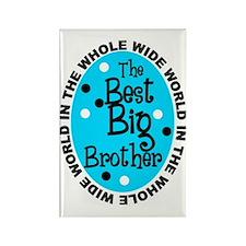 big bro Rectangle Magnet