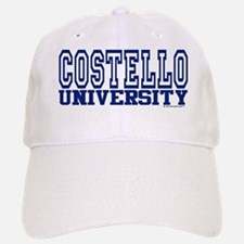 COSTELLO University Baseball Baseball Cap