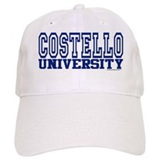 COSTELLO University Baseball Cap