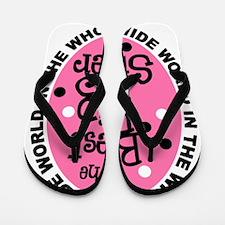 big sis Flip Flops