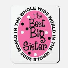 big sis Mousepad