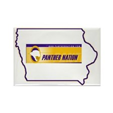 PantherNationTee Rectangle Magnet