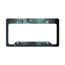 Stellas Art 011 License Plate Holder