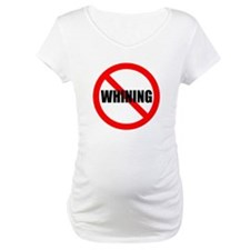 No Whining for black Shirt