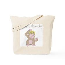 Abuelas Little Monkey Tote Bag