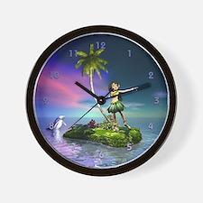 Loihi Wall Clock