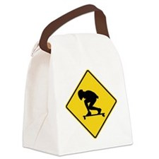 DH. Canvas Lunch Bag