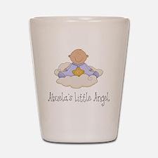 Abuelas Little Angel Boys Shot Glass