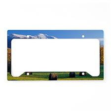 Mt.Mansifield  License Plate Holder