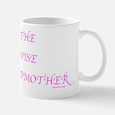 WISE GRANDMOTHER flat Mug