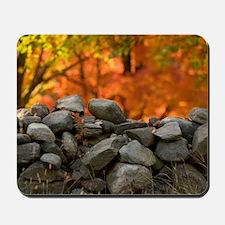 Stone Wall Mousepad