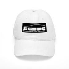 SEDOC Logo Black BG Large Baseball Cap