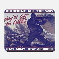airborne_poster Mousepad
