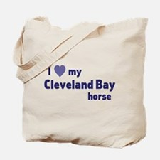 Cleveand Bay horse Tote Bag