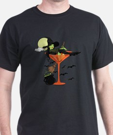 Halloween Martini T-Shirt