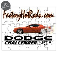 Factory Hot Rods Dodge Challenger SRT8 Puzzle