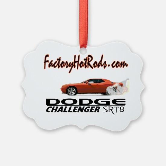 Factory Hot Rods Dodge Challenger Ornament