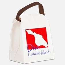 Dive CI 1.gif Canvas Lunch Bag