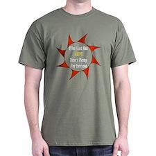 Adoption Not Overpopulation T-Shirt