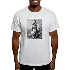 Chief Joseph Ash Grey T-Shirt