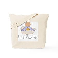 abuelitas angel boy Tote Bag