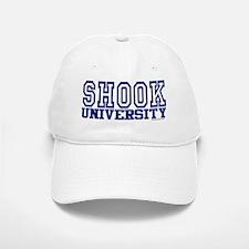 SHOOK University Baseball Baseball Cap