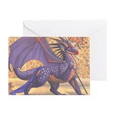 ravenwingMS Greeting Card