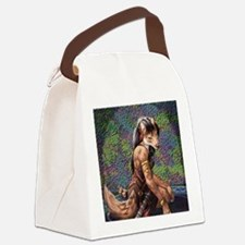 seasonedMS Canvas Lunch Bag