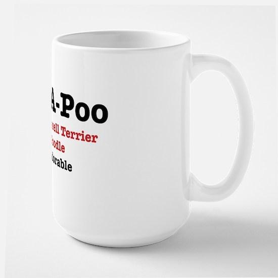 jackapoo Large Mug