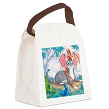 ThomasAndTheDrgnMS Canvas Lunch Bag