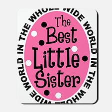 little sis all Mousepad