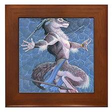 wolfdanceMS Framed Tile