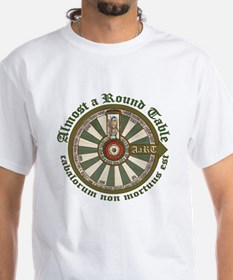 2-AaRT round table logo Shirt