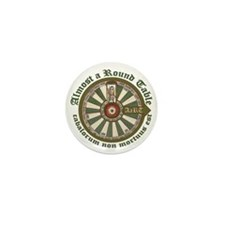 2-AaRT round table logo Mini Button