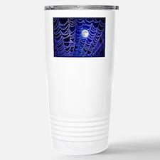 Night Web Stainless Steel Travel Mug
