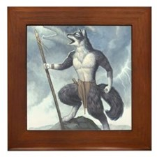 StormHowlerMS Framed Tile