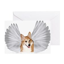 TuffyWhitewings Greeting Card