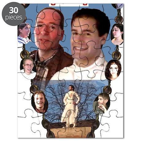 4-CAPTAIN CATHOLIC - EPISODES IV, V, VI - D Puzzle
