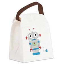cuterobot Canvas Lunch Bag